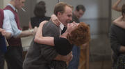 Sam Rockwell and Michelle Williams in 'Fosse/Verdon' (Eric Liebowitz/FX)