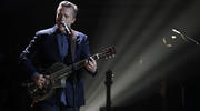 Jason Isbell performs during the Americana Honors and Awards show Wednesday, Sept. 13, in Nashville, Tenn (AP Photo/Mark Zaleski).