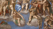 'The Last Judgment' by Michelangelo Buonarroti (CNS photo/Paul Haring)