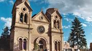 St. Francis Cathedral, Santa Fe, New Mexico (Wikimedia Commons/Bill Johnson)