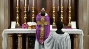 Traditional Latin Mass being celebrated. (Wikipedia Commons)