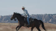 Brady Jandreau in 'The Rider' (photo: Sony Pictures Classics)