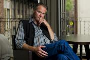 Sam Shepard poses for a portrait in New York, Sept. 2011 (AP Photo/Charles Sykes)