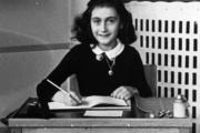 Anne Frank in 1940 (photo: Wikimedia)