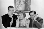 The director Ernst Lubitsch with Garry Cooper and Claudette Colbert (photo: Alamy.com)