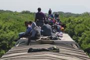 SOJOURNERS. Unaccompanied minors in Ixtepec, in the Mexican state of Oaxaca, June 18, 2014.