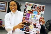 Dominican Sister Malia Dominica Wong, the vocations coordinator for the Diocese of Honolulu.