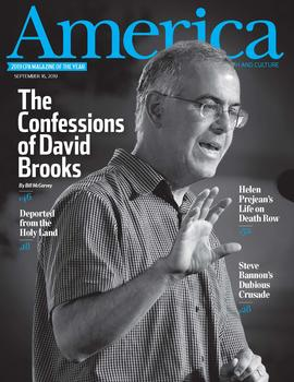 The Confessions of David Brooks