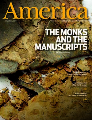 The Monks and the Manuscripts