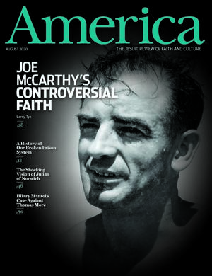 Joe McCarthy's controversial faith