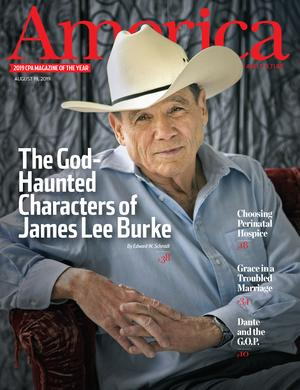 The God-Haunted Characters of James Lee Burke