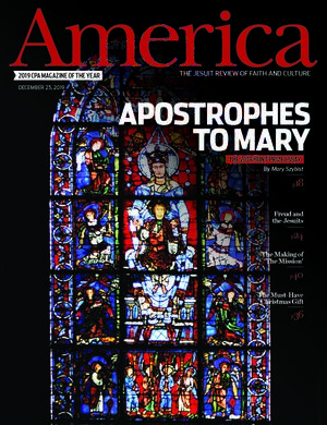 Apostrophes to Mary