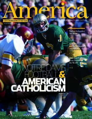 Notre Dame Football and American Catholicism