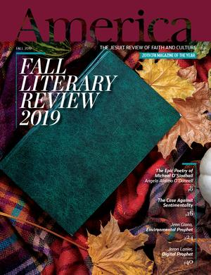 Fall Literary Review 2019
