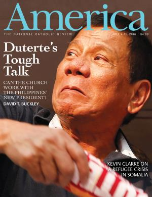 Duterte's Tough Talk