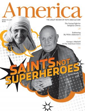 Saints, Not Superheroes
