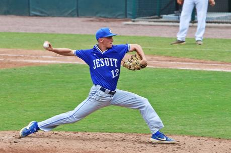 Camden Minacci (photo: Pete Young - Jesuit High School Tampa)