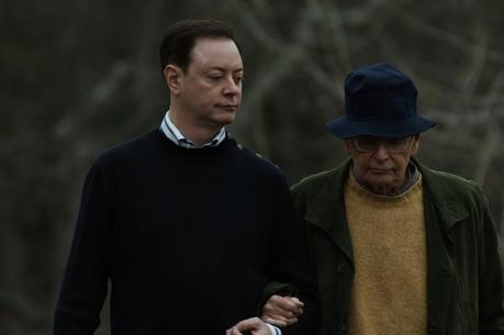 "Author Andrew Solomon and his father, Howard Solomon, in Rachel Dretzin's documentary ""Far From the Tree."" (Courtesy of Sundance Selects.)"