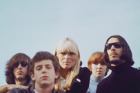 Photo of the Velvet Underground and Nico (Cornell University - Division of Rare Manuscript Collections)