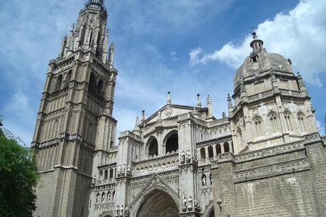 The Cathedral of St. Mary in Toledo, Spain (photo: Wikimedia)