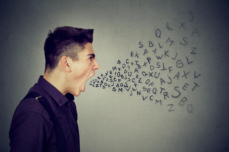 Debaters rattle off arguments at a blistering pace, sometimes more than 300 words per minute. (image by istock.)