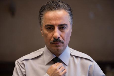 (Navid Mohammadzadeh plays the title character in 'The Warden' (photo: IMDB)