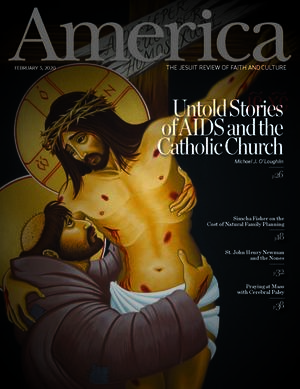 Untold Stories of AIDS and the Catholic Church