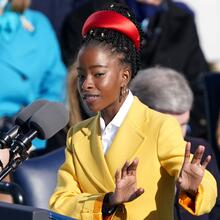 Amanda Gorman's Black Catholic parish watched with pride as she delivered the inauguration poem