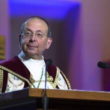 Archbishop Lori speaks about Pope Francis meeting Biden, abortion and Communion