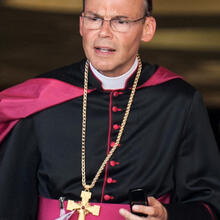 Bishop Franz-Peter Tebartz-van Elst