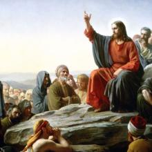 The Sermon on the Mount is Christ's rallying call