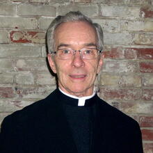 let someone hold you the journey of a hospice priest