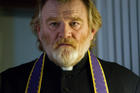 "Brendan Gleeson stars as Father James Lavelle in ""Calvary."" (CNS photo/Patrick Redmond, Twentieth Century Fox)"