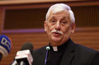 Jesuit Father Arturo Sosa Abascal(CNS photo/Paul Haring)