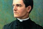 Father Michael McGivney, founder of the Knights of Columbus and a native of Waterbury, Conn., in an undated photo. (CNS file photo)