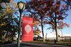 (CNS photo/Michael Falco, Fordham University)