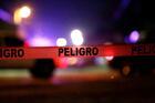 Police tape borders a crime scene in Ciudad Juarez, Mexico, in January 2018. (CNS photo/Jose Luis Gonzales, Reuters)