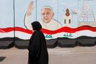 20210222T1145 IRAQ POPE 1165319.JPG.JPG Pope Francis is about to embark on a historic trip to Iraq, Friday, March 5. When he lands in Baghdad, he'll meet with Iraqi President Barham Salih, then zigzag across the country at breakneck speed visiting religious leaders and cities that are still recovering from the destruction wrought by the Islamic State.