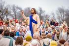 Jonathan Roumie as Jesus in Season 2 of 'The Chosen' (photo: Angel Studios)