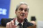 Former special counsel Robert Mueller testifies before the U.S. House Intelligence Committee about his report on Russian election interference, in Washington on July 24. (AP Photo/Andrew Harnik)