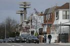 The Corona neighborhood in Queens, New York, on April 2. A Harvard study shows that death rates from coronavirus are higher in places with significant air pollution, like New York City. (AP Photo/Frank Franklin II)