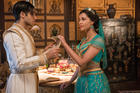 Mena Massoud and Naomi Scott in 'Aladdin.' (CNS photo/Disney)