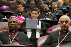 Rev. Martina Viktorie Kopecká at the Synod on young people (Credit: Vatican Media)