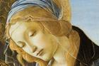 Botticelli c. 1480 Madonna of the Book
