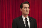 "Kyle MacLachlan in Showtime's relaunch of ""Twin Peaks"" (photo: CBS)"