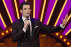 John Mulaney at Radio City Music Hall (photo: Netflix)